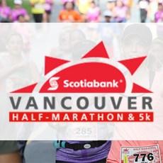 Scotiabank Half Marathon 2016
