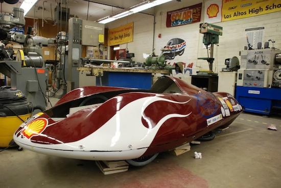 hice hydrogen powered car 4