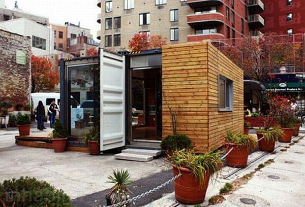 Minimalist Prefab House