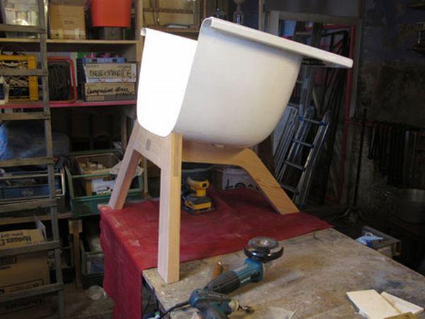 tub chair 2