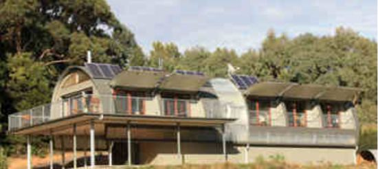 Designology S Off Grid Home Wins Best Energy Efficiency At BDAV Awards Gree