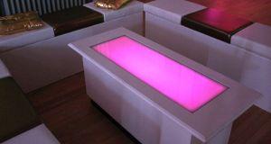 LED Coffee Table