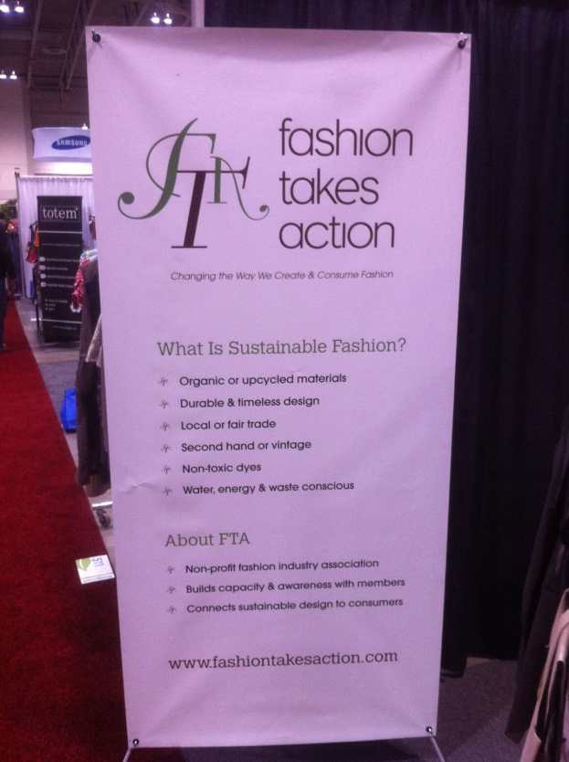 Fashion Takes Action