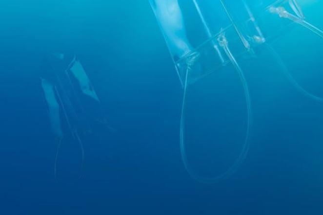 Plastic Pacific by Kim Preston - bags