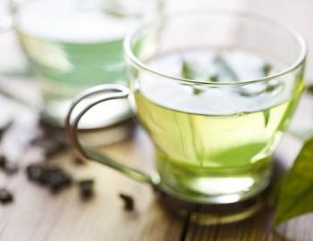 Die Kraft des grünen Tees