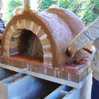 Clay Oven First Layer