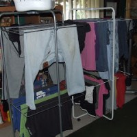Ditching the Clothes Dryer