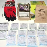 Winter Vegetable Seeds and Sprouting Kit