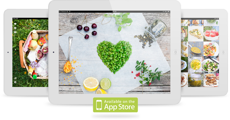 Nice 2011 Green Kitchen Stories IPad_app Design