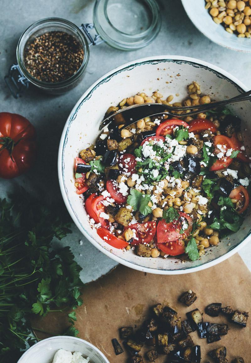 Green Kitchen Stories Cookbook Green Kitchen Stories A Chickpea Zaatar Salad