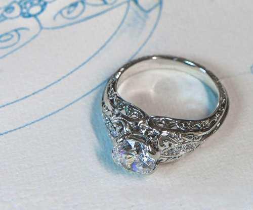Trendy Custom Design Process Custom Design Process How To Design Your Own Custom Engagement Ring Makeownringtone Create Your Own Ring Setting