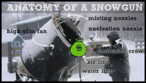 snowguns