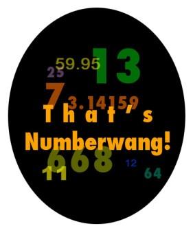 numberwanged