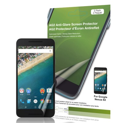 AG2 Anti-Glare Screen Protector for Google Nexus 5X