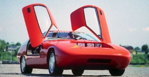"""avion x prize car 450 Revolting: 114 mpg Avion Sports Car Rejected for Fuel Being """"Too Cheap"""""""
