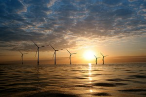 offshore wind turbines 300x199 North Carolina to Have 100% of Its Power Coming from Off Shore Wind Turbines