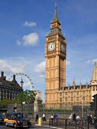 big ben clock london 227x300 Research: Postponing 5 O'Clock Tea By 1 Hour Could Offer Huge CO2 Savings