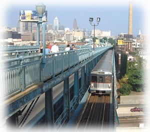 subway Philadelphia To Recover Subway Trains' Brake Forces In Huge Battery For Reuse/Resale