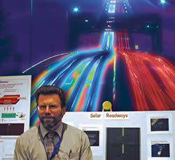 scott brusaw solar roadways Solar Roadways Project Wins $50,000 Ecomagination Prize