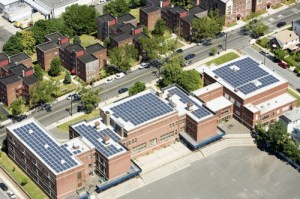 solar power jersey school 300x199 New Japanese Homes May Have to Install Rooftop Solar Panels
