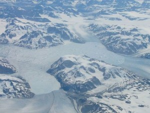 arctic glaciers 300x225 Arctic Ice Reduction Responsible for Recent Cold Winters in Northern Hemisphere, Says Georgia Tech
