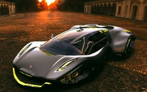 Veleno concept 300x189 The Bizzarrini Veleno: Futures Most Innovative Hydrogen Car Design