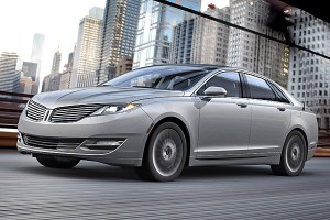 2013 Lincoln MKZ Hybrid 2013 Lincoln MKZ – The Most Fuel Efficient Luxury Car