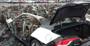 01 fisker fire nj Bad Karma for Fisker: 16 Karma Hybrids on Fire After Sandy