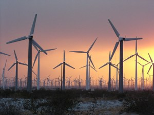 wind turbine 2 300x225 Wind Turbine Innovator Inspires Community Involvement