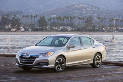 2014 Honda Accord hybrid 2014 Plug in Honda Accord the First to Meet California's SULEV20 Standard