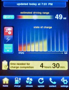 Nissan Leaf mobile app battery status 1733 230x300 Nissans New Battery Policy Could Increase EV Adoption