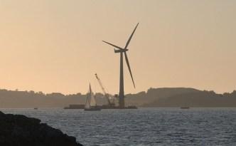 USA wind turbine