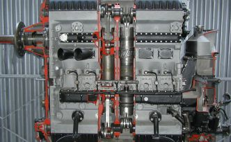 Achates Power is based on the 1930s German Aircraft Company Junkers Jumo 205 Opposed-Piston Diesel Engine
