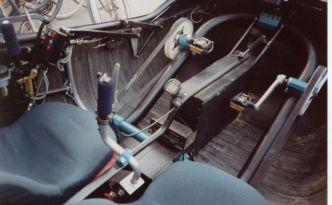 TWIKE Cockpit