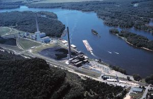 Alma Wisconsin Coal power plants 300x195 Fossil Fuel Rehab Postponed – Coal Burning Predictions
