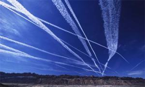 Contrails460 300x180 Consumers Carbon Footprint Limited by Emission Trading Systems
