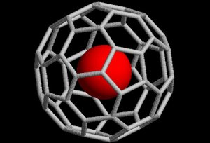 Endohedral fullerene 300x204 Is Quantum Engineering the Key for Taking Solar Energy to the Next Level?