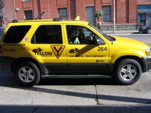 Ford Escape Hybrid Taxi SF 300x225 California, Hybrid Capital of the Nation, Research Finds