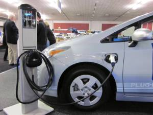 Plug In Toyota Prius 300x225 Texas Considers Taxing Electric Cars, Follows Washington Model