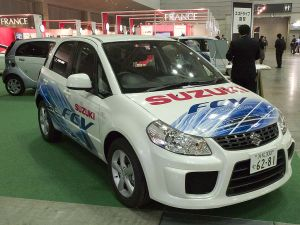 1024px Suzuki SX4 FCV 300x225 SMILE FC: Suzuki and Intelligent Energys Partnership to Produce Fuel Cells