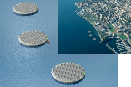 Floating Solar Switzerland Building Floating Labs Powered by Solar Energy