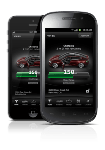 Tesla Model S Smartphone App 210x300 Tesla Model S Gets New Smartphone App