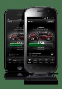 Tesla Model S Smartphone App 210x300 Tesla Model S Gets New Smartphone App