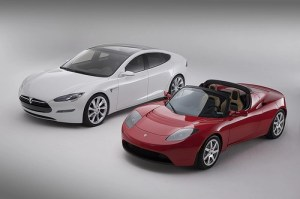 tesla model s roadster 300x199 If Tesla Model S Isnt, Can Electric Vehicles Be Affordable and Viable?