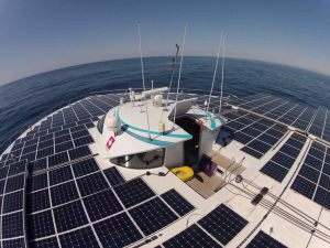 GOPR0131 2 300x225 Solar Powered PlanetSolar Tûranor Sets New Record