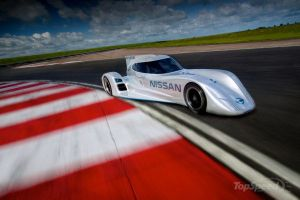 nissan zeod rc 300x200 How Hybrid and Electric Cars Compete With Gas Powered Performance