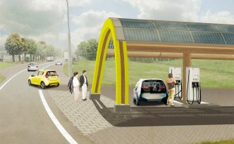 fastned-charging-station