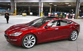 Tesla Model S is NOT a Luxury Car, at Least Not Officially