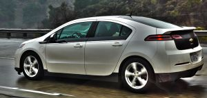 Chevy Volt cruzin 300x143 Chevy Volt, The Electric Vehicle Everyone Can Own