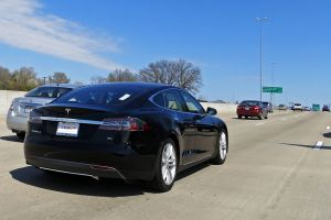 Tesla Model S Hwy 40 300x200 Elon Musk Taking the Tesla Model S Cross Country